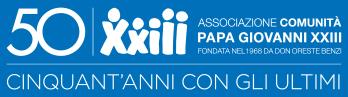 Associazione Comunità Papa Giovanni XXIII 50 anni con gli ultimi
